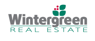 Wintergreen Real Estate logo home page link